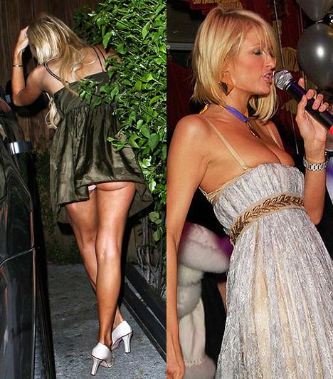 Kínos pillanatok  A sok alkoholos koktélnak szédelgés a vége - vagy egy kínos fellépés egy karaoke-bárban.
