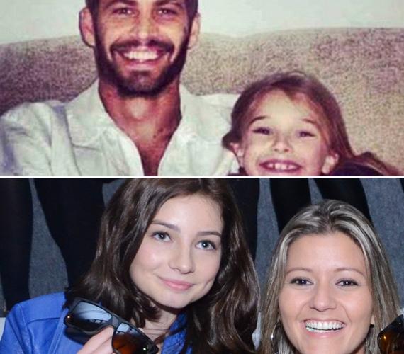 Bár lánya édesanyjával nem maradtak együtt, Meadowért rajongott a színész.