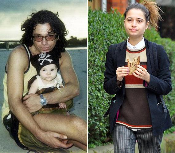 Michael Hutchence, az INXS énekese 1997 novemberében, 37 éves korában halt meg: önkezével vetett véget életének. Akkoriban Paula Yates színésznővel járt, aki három évvel később heroin-túladagolásban hunyt el. Közös lányuk, Tiger Lily nevelését a nő korábbi párja, Bob Geldof vállalta el, a nevére is vette a lányt a Hutchence-szülők beleegyezésével. A 18 éves lány igyekszik távol maradni a reflektorfénytől, és élni a hétköznapi tinik életét - amennyire ez számára lehetséges.