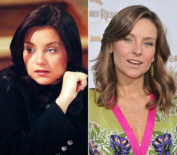 Dominika Paleta, a sorozat folyton ármánykodó Gemája Chantal Anderéhez hasonlóan szintén 43 éves. A színésznő 2000-ben ment férjhez, két gyermeke született.