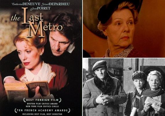 Dubost játszott a François Truffaut rendezte Az utolsó metró című filmdrámában is, melyben Catherine Deneuve és Gérard Depardieu voltak a partnerei.