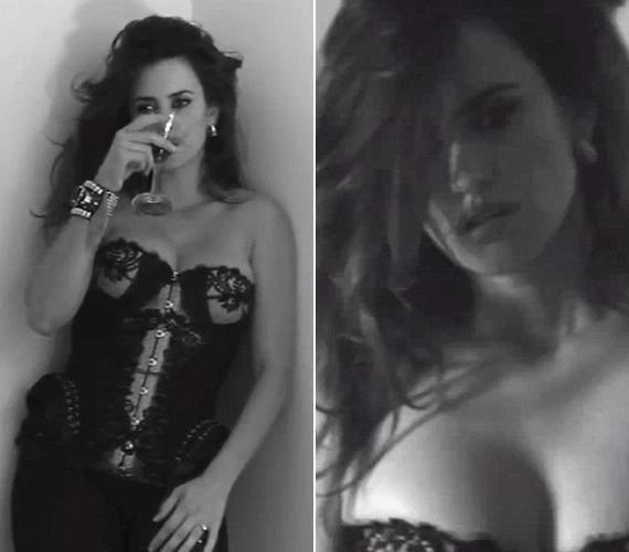 Tavaly énekesnőként is megmutatta tehetségét, dalához igen szexi klipet forgattak.