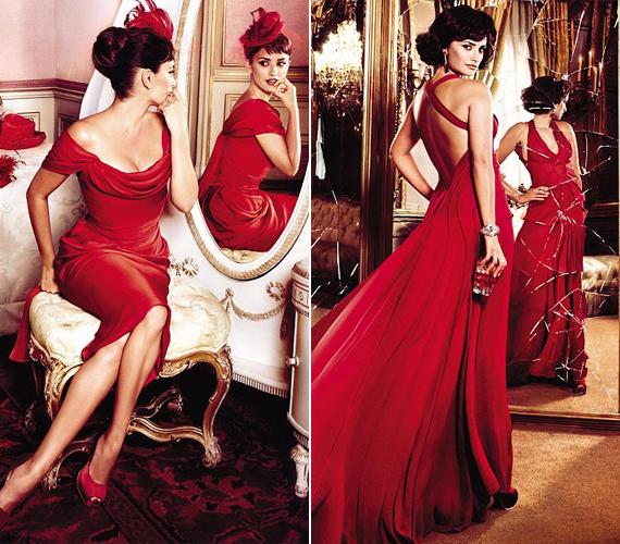 A Campari naptárában olyan nagy neveket követ, mint Milla Jovovich, Jessica Alba, Eva Mendes vagy Olga Kurylenko.