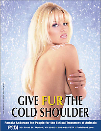 Pamela Anderson plakáton