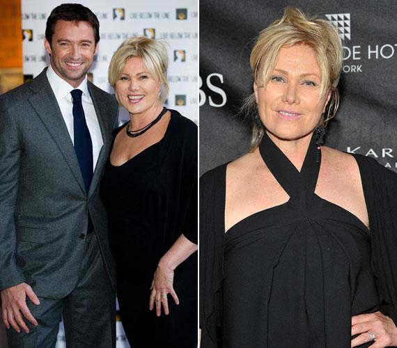 Hugh Jackman egy év ismeretség után, 1996-ban vette feleségül a nála 13 évvel idősebb Deborra-Lee Furnesst. A 44 éves, sármos színész azóta is kitart neje mellett, akivel két gyermeket fogadtak örökbe.