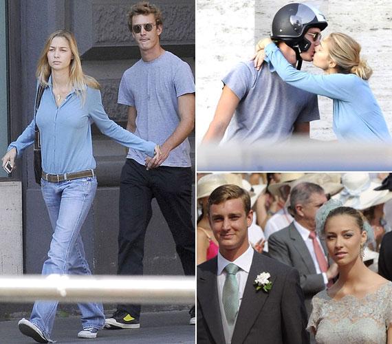 2008 májusa óta egy csinos szőke egyetemistával, Beatrice Borromeóval jár.