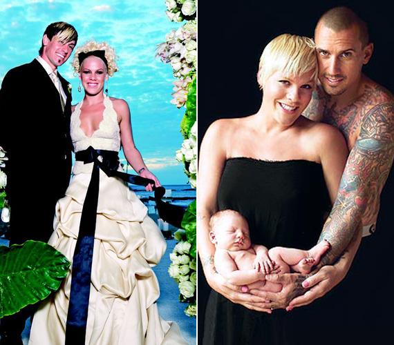 A pár 2006-ban házasodott össze Costa Ricán, majd két év múlva szakítottak. Mindeközben a házasságuk megmentéséért harcoltak, és párterapeutához fordultak. Ennek eredményeként 2010 februárjában bejelentették, ismét egy párt alkotnak, 2011. június 2-án megszületett lányuk, Willow is.