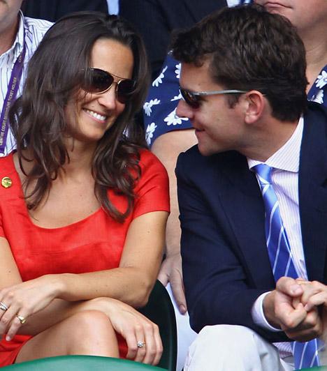 Pasik  Bizonyára sokan ácsingóznak, hogy elnyerjék az ifjabbik Middleton-lány kegyét. Pippa évekig a krikettjátékosból lett üzletemberrel, Alex Loudonnal járt, ám 2011 végén szakítottak.  Kapcsolódó cikk: Tényleg Harry herceg az oka? Pippa Middleton ezért szakított a pasijával »
