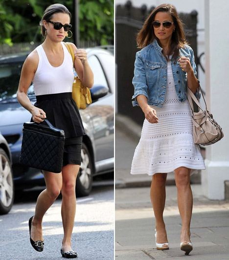Akár egy bájos tini                         Ugyanakkor az utcán gyakran lenge, kislányos ruhákat visel, és a magassarkúhoz sem ragaszkodik, ha nem muszáj. Stílusát sokan próbálják utánozni.                         Kapcsolódó cikk:                         Pippa Middleton fekete-fehér nyári ruhában se unalmas »