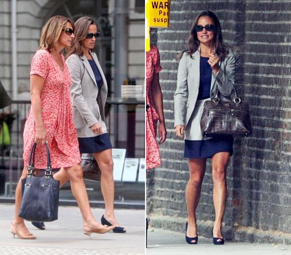 A Middleton-lányok közül Kate a visszafogottabb, Pippa pedig a bevállalósabb és a vagányabb - ez öltözködési stílusukon is meglátszik.