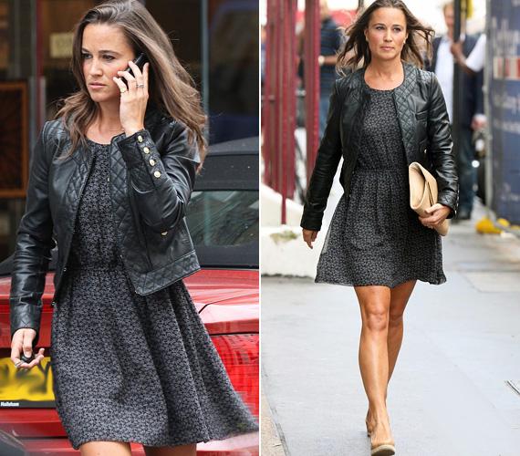 A kisebbik Middleton-lány nem csak krikettmeccsel, partizással és randizással tölti idejét, Pippa komoly üzletasszony, saját partiszervező céget vezet.