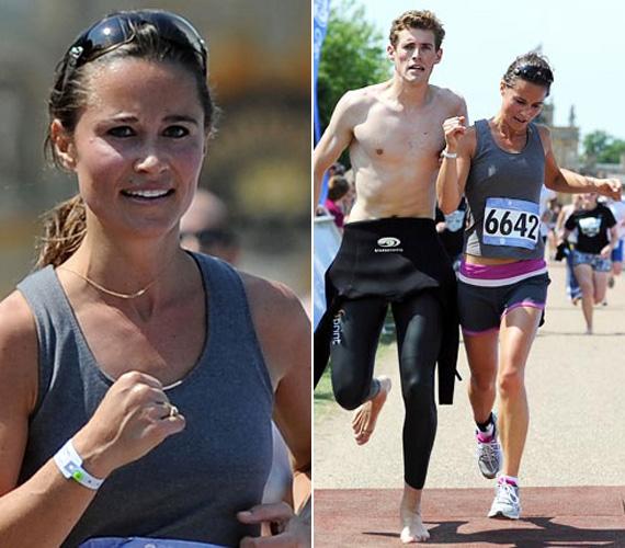 2011 júniusában részt vett Blenheim Triathlonon is. Az öt kilométeres futás utolsó szakaszát már csak segítséggel tudta teljesíteni, de így is büszke lehetett magára.