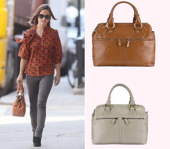 A hercegnő húga, illetve a stílusa iránti rajongás egyik bizonyítéka, hogy a Modalu cég komplett táskakollekciót dobott piacra Pippa neve alatt.