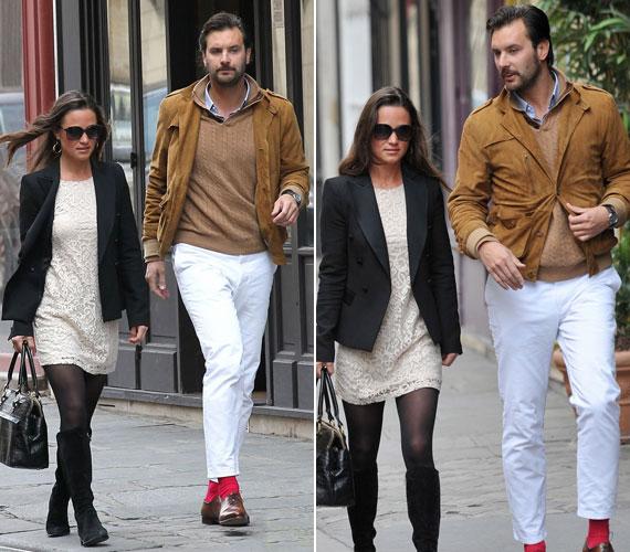 A 29 éves születésnapos a neves arisztokrata családból származik, és már hosszú ideje Pippa egyik barátja. A szülinapi buli előtt is együtt kószáltak Párizs utcáin.