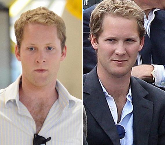 A brit The Sun szerint George Percy már évek óta szerelmes Pippába.