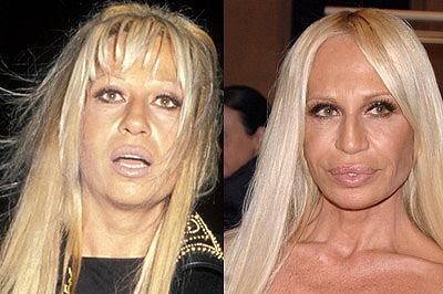 Donatella Versace 1993, 2007