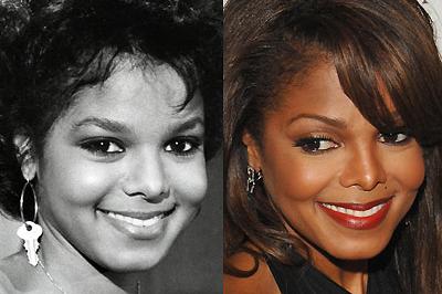 Janet Jackson 1983, 2007