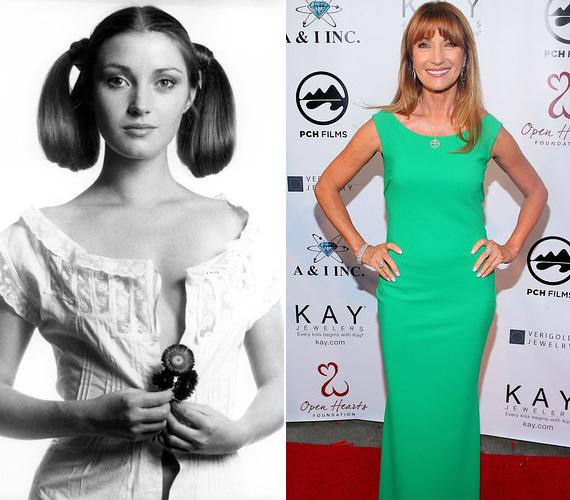 Jane Seymour az 1973-as Élni és élni hagyni című Bond-film révén vált ismertté Solitaire szerepében. Az angol színésznő ma már 63 éves, de szépsége ugyanolyan sugárzó, mint egykoron. A sorozatok kedvelői olyan ismert szériákban láthatták, mint a Halálbiztos diagnózis és a Quinn doktornő - utóbbiért Golden Globe-ot is kapott 1996-ban. Élete során eddig négyszer volt házas, és négy gyermeke született.
