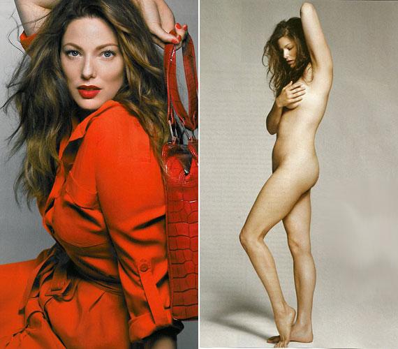 Kate Dillon volt az első plus size modell, aki bekerült a Vogue magazinba.