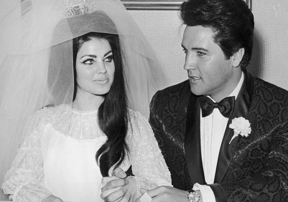 Esküvői fotóján is gyönyörű, nem csoda, hogy még Elvis Presley is első pillantásra beleszeretett.