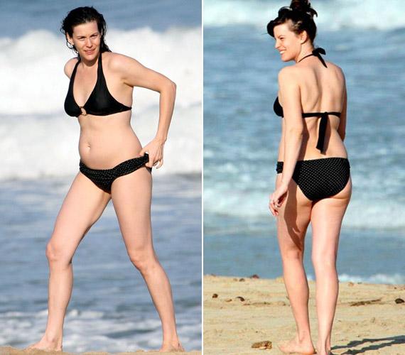 Liv Tyler is azt nyilatkozta, inkább legyen pocakja, és legyen boldog, mint hogy a folytonos koplalás miatt ingerült legyen.