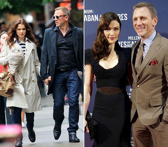 Második férjével, a James Bond-filmekből ismert Daniel Craiggel 2011 nyarán mondták ki a boldogító igent egy szűkkörű ceremónia keretei között, New Yorkban. Mindössze négy vendég volt jelen a szertartáson, köztük a színésznő előző házasságából született fia és a színész lánya.