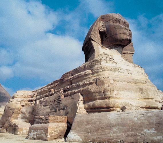A nagy szfinx arcképének azonosítása örök rejtély marad?
