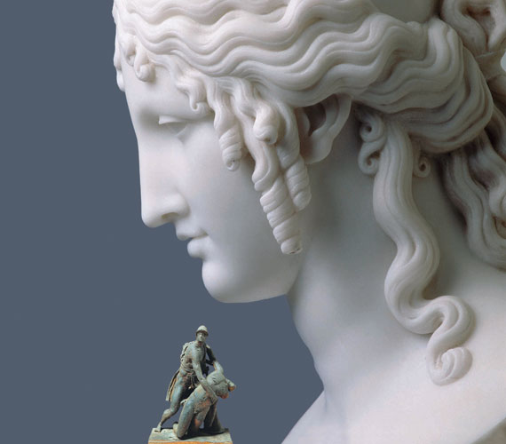 Szépségétől elragadtatva minden görög férfi próbálta Helénét meghódítani.