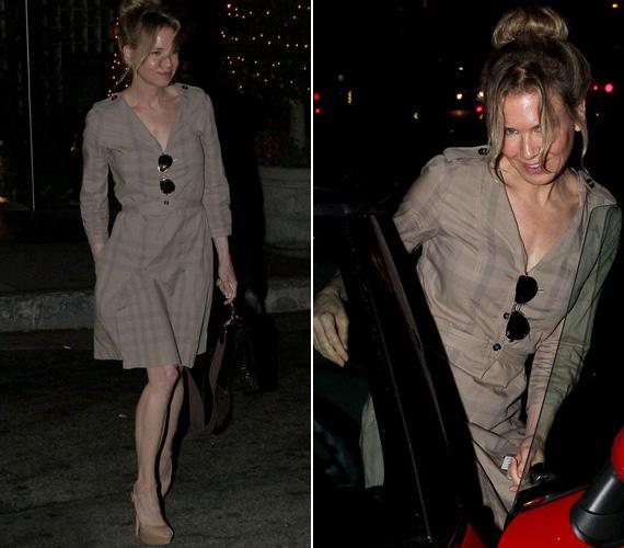 Ha a kabát részben el is takarta alakját, a lábán szembetűnő volt, hogy szinte csont és bőr.