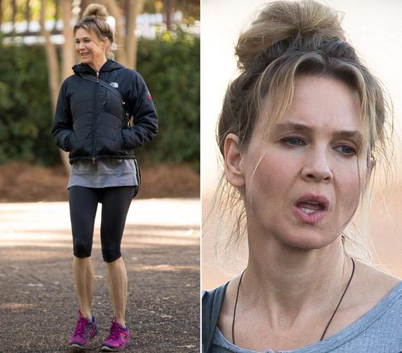 Bár elméletileg vele forgatnák a Bridget Jones harmadik részét is, az még kérdés, vállalja-e, hogy újra felszed magára pár kilót. Megszállottan szeret ugyanis vékony lenni.