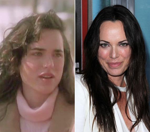 Kristin Minter alakította Kevin jóval idősebb nővérét, Heathert - akkor volt 25 éves. A következő évben a sztár Vanilla Ice: Ice Baby című filmjében szerepelt, és azóta is rendszeresen forgat, főként B-kategóriás filmekben. Emellett a Vészhelyzet szereplője volt: Randi Fronczakot játszotta. Más sorozatokban - mint a John Doe, a General Hospital, a Nyughatatlan Jordan vagy A mentalista - pedig egy-egy epizód erejéig bukkant fel.