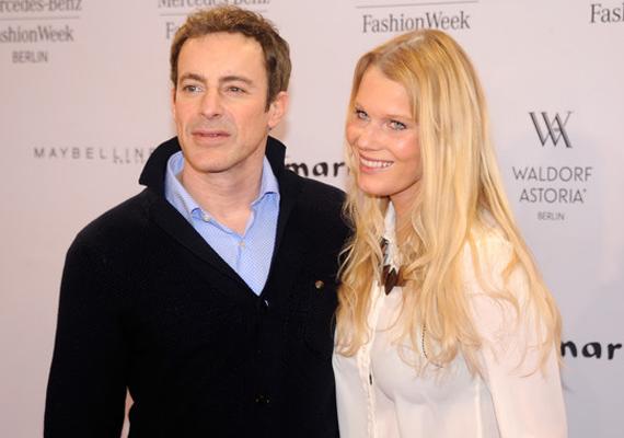 2014-ben ellátogatott barátnőjével, a színésznő Anika Bormannal a berlini divathétre.