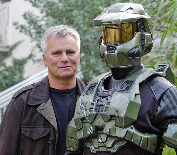 2005-ben Stargate SG-1: The Alliance néven jelent meg egy videojáték, amelyben ő adta a hangját Jack O'Neillnek. A fotó 2007 szeptemberében készült.