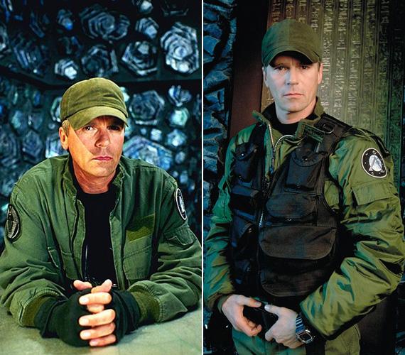 A nagy visszatérés 1997-ben, a Csillagkapu Jack O'Neill ezredesének szerepében, akit a sorozatot megelőző mozifilmben Kurt Russel alakított.