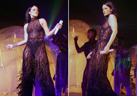 Drake-kel is énekelt egy duettet, aki a dal közben még egy öltáncot is kapott, amikor Rihanna megmutatta, hogy milyen szexin tud twerkelni.