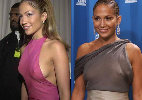 Jennifer Lopez mindig is büszke volt bájaira, számtalanszor fotózták le olyan szűk ruhákban is, amik mintha a testére lettek volna festve.