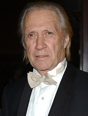 David Carradine 2009-ben hunyt el