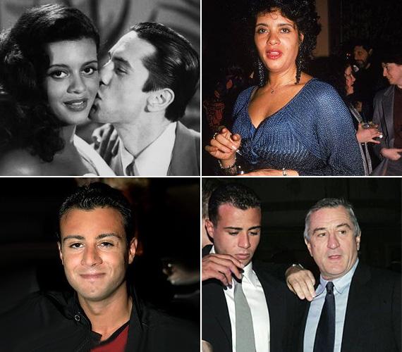 De Niro szereti az egzotikus külsejű, latin és feketebőrű szépségeket. Rafael, mint látszik, nemcsak apja karakteres sármját, de édesanyja vonásait is örökölte.