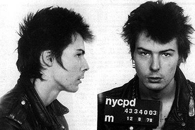 Sid Vicious (a vád: gyilkosság)