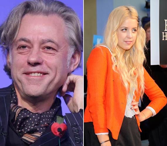 Bob Geldof lánya, Peaches újságíró és tévés személyiség lett, idén áprilisban pedig életet adott gyermekének, Astala Dylan Willow-nak.