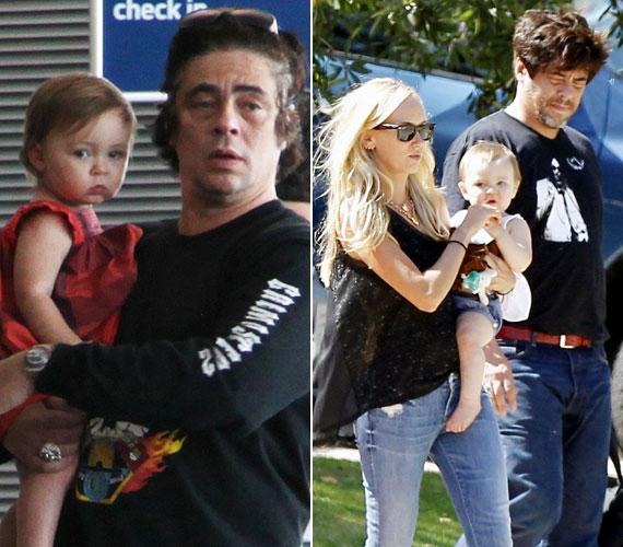 Kimberleynek egy rövid románc után 2011. augusztus 21-én kislánya született Benicio del Toro színésztől, akit a Delilah Genoveva Stewart del Toro névre kereszteltek.