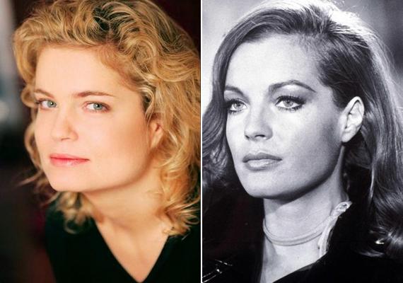 Sarah Magdalena Biasini, Romy Schneider egyetlen élő gyermeke július 21-én ünnepelte 38. születésnapját. A színházi színészként dolgozó nő nagyon hasonlít édesanyjára.