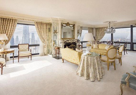A gyönyörű loft lakás korábban Alessandro Proto ingatlanmogulé volt, aki több mint 5 milliárdért tudott rajta túladni.