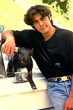 George Clooney és malaca