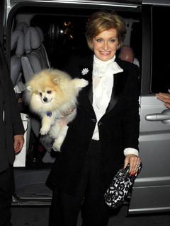 Sharon Osbourne kutyája