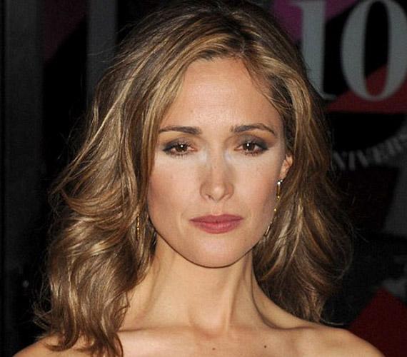 Minden szempár a színésznőre szegeződött, és ezúttal nem különleges szépsége miatt.