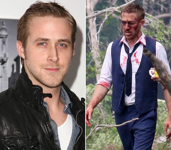 Ryan Goslingot legutóbb messze nem a tőle megszokott makulátlan külsővel fotózták le.