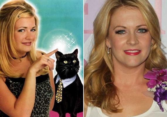 Bár vonásai határozottabbak lettek, a 39 éves Melissa még ma is szinte ugyanúgy néz ki, mint a sorozat forgatása idején. A Sabrina, a tiniboszorkány című filmet 1996-ban forgatták, az ebből készült sorozatot pedig egészen 2003-ig.