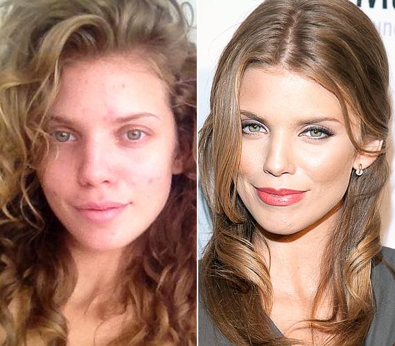 AnnaLynne McCord, a 90210 és a Kés/Alatt sztárja egészen elképesztő átalakuláson megy keresztül a sminkesek keze alatt.