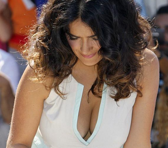 A Vadállatok című filmje franciaországi népszerűsítő útján is sikerült kendőzetlenül feltárnia adottságait.